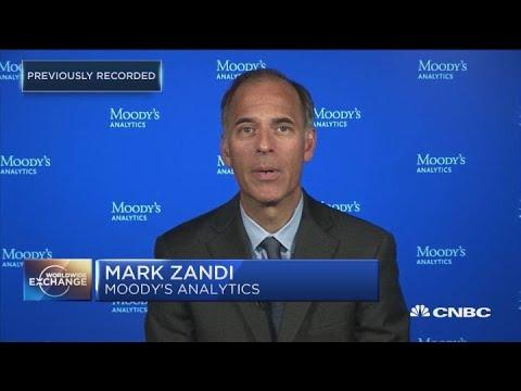 Zandi: high probability of downturn