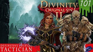 THE ADVOCATE DEMON - Part 101 - Divinity Original Sin 2 DE - Tactician Gameplay