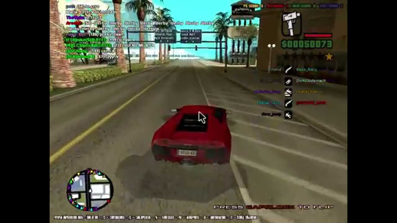 how to get gta san andreas multiplayer for free pc