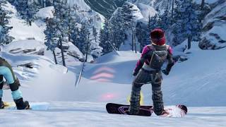SSX - 10 Minutes of Gameplay | Xbox One X Backwards Compatibility  (2160p 60fps)