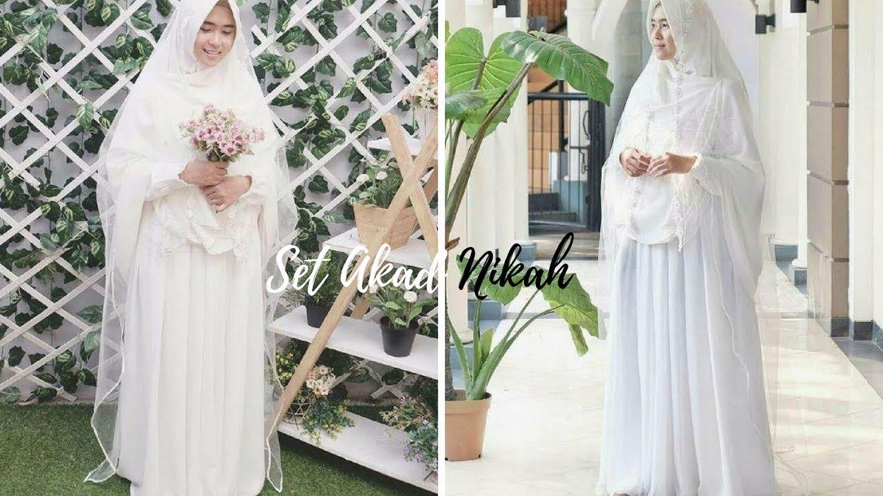 Open Po Set Akad Nikah Hijab Alila Yuk Buruan Diorder
