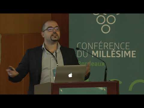 2019 Bordeaux Conference du Millesime Carlo Cuamo Maturation ou concentration le défi du millesime