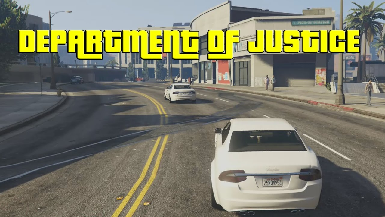 DEPARTMENT OF JUSTICE (DOJ) ROLE PLAY COMMUNITY UPDATE