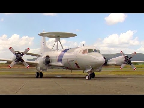 P-3 Orion Surveillance Aircraft - Drug Interdiction and Aerial Surveillance Mission