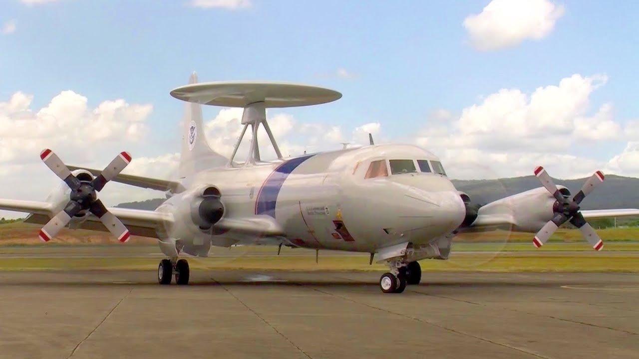 P-3 Orion Surveillance Aircraft - Drug Interdiction and ...