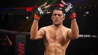 ● UFC 2 ps4 EA sports ufc 2016 РУССКИЙ ТРЕЙЛЕР!  обзор!!!!