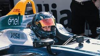 Mein erstes Mal Formel E | Mach den Wagen nicht kaputt, haben sie gesagt