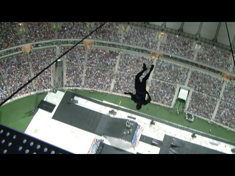 Stadium BASE Jump | Remembering Roner