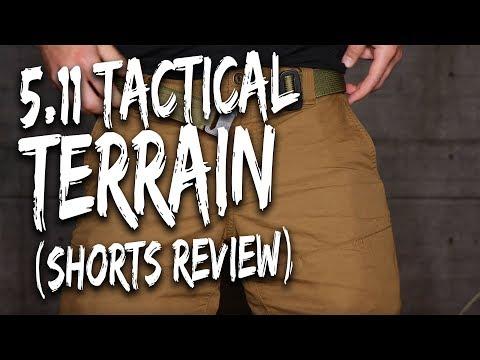 60fc6f6aea 5.11 Tactical Terrain Shorts - Tactical Shorts Review - YouTube