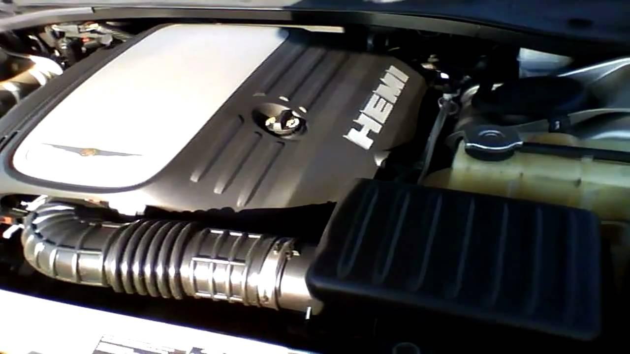 2006 Chrysler 300C 57L Hemi V8 Start Up & Rev  YouTube