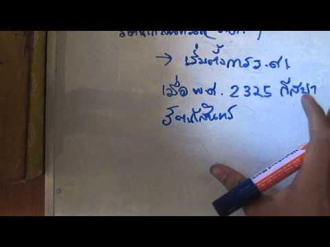 ติวเเนวข้อสอบวิชาสังคม (1) ครูเอ
