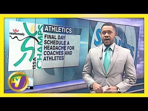 Holmwood's Coach Takes Issue with Champs Final Day Schedule - May 7 2021