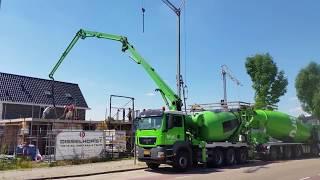 Nieuwbouw Burgemeesterkwartier Raalte 19-6-2017