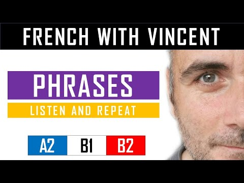Learn 200 new French phrases