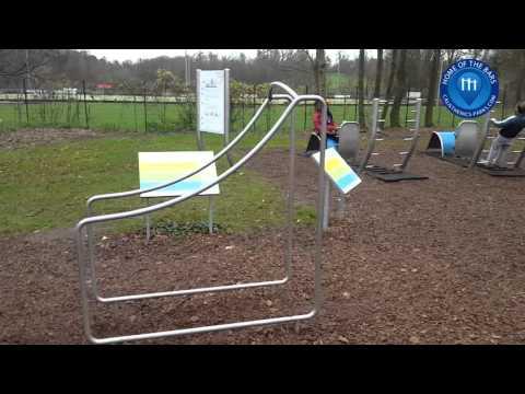 Spot: Cologne / Köln - Beethoven Park - Vita Parcours, Street Workout Spot