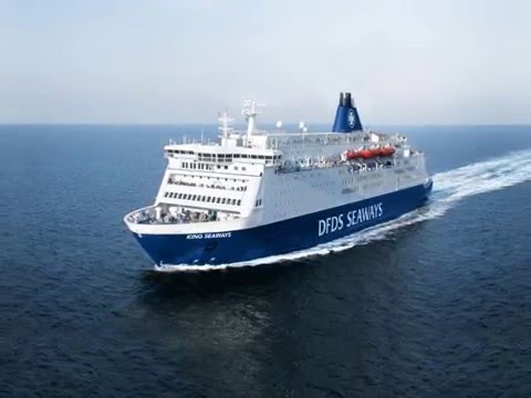 MS King Seaways - DFDS Seaways - Amsterdam-Newcastle Ferry