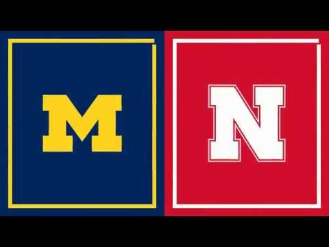 First Half Highlights: Nebraska at Michigan | Big Ten Basketball