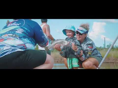 Barramundi Adventures Darwin   Girls Gone Fishing 2018