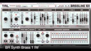 Sound Review: TAL Bassline 101 Bass + FX (Presets)