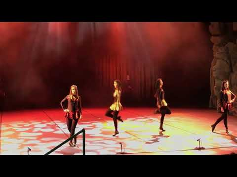 Disneyland Paris Irish Dancing