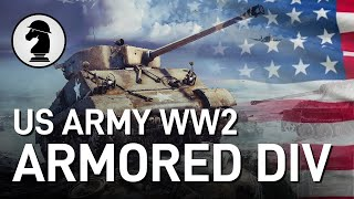 Combined Arms: America's WW2 Tank Unit Tactics