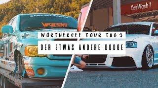 HOLYHALL | WÖRTHERSEE TOUR | TAG 3 | DER ETWAS ANDERE DODGE