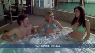Video Grimaldi Cruise Barcelona
