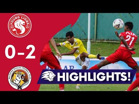 Young Lions Balestier Khalsa Goals And Highlights