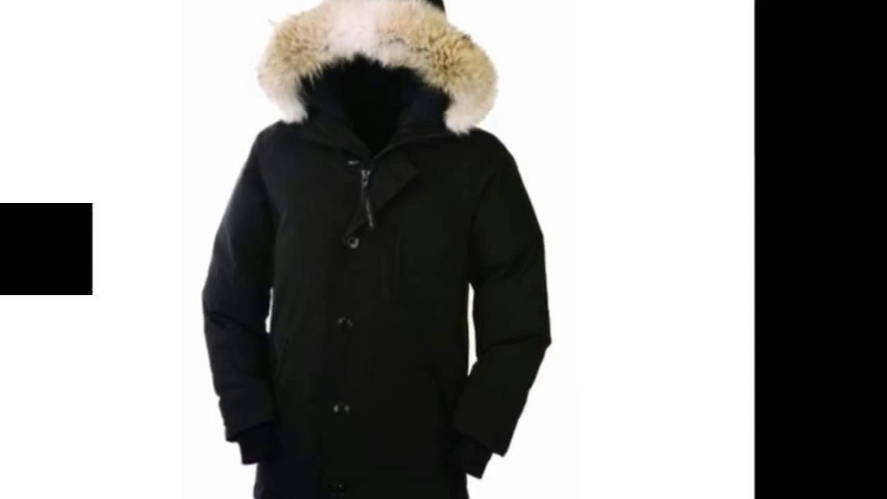 Canada Goose mens replica fake - Canada Goose Chateau Parka Jacket - YouTube