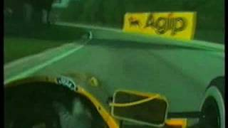 Imola Onboard with Nelson Piquet - 1991