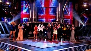 the voice live top 8 performan