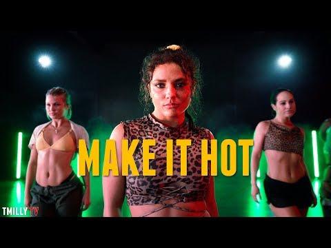 Major Lazer & Anitta - Make It Hot - Dance Choreography By Jade Chynoweth