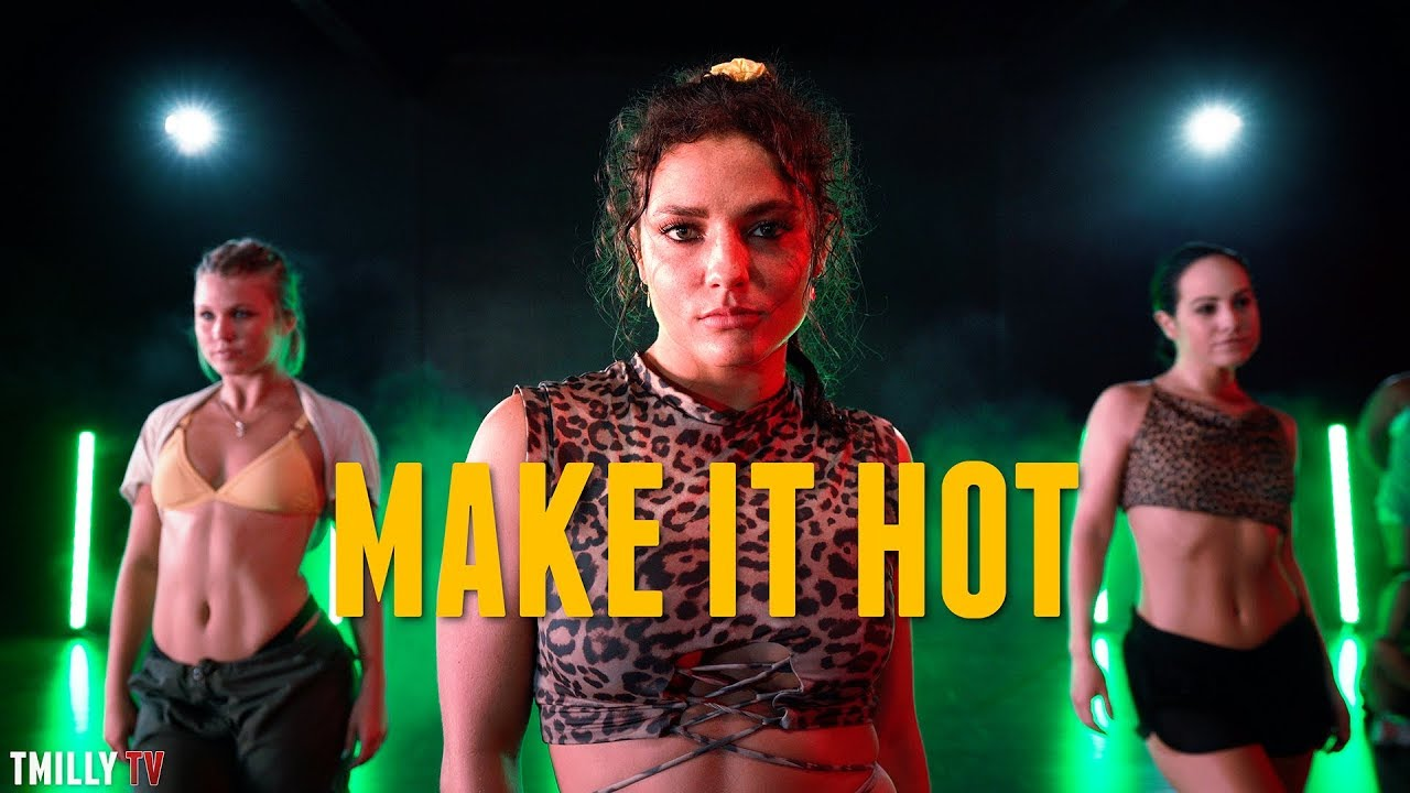 Major Lazer & Anitta - Make It Hot - Dance Choreography by Jade Chynoweth