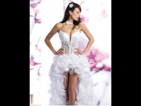 The Most UGLY Wedding Dresses EVER! - YouTube