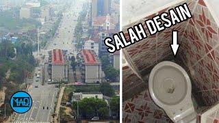 INILAH 60 Foto Kesalahan Konstruksi Bangunan Yang Membuat Orang Terheran Heran :D