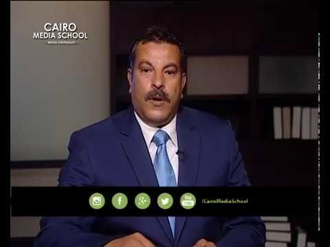 "Abdul Salam Fayez   - News Presenting April Workshop "" Morouj Ibrahim """