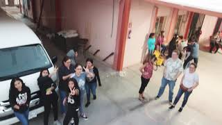 Drone View of the Orphanage in Rocky Point MX thumbnail