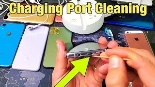 How to Clean Out Charging Port on All Phones (iPhones, Android Phones, Windows Phones)
