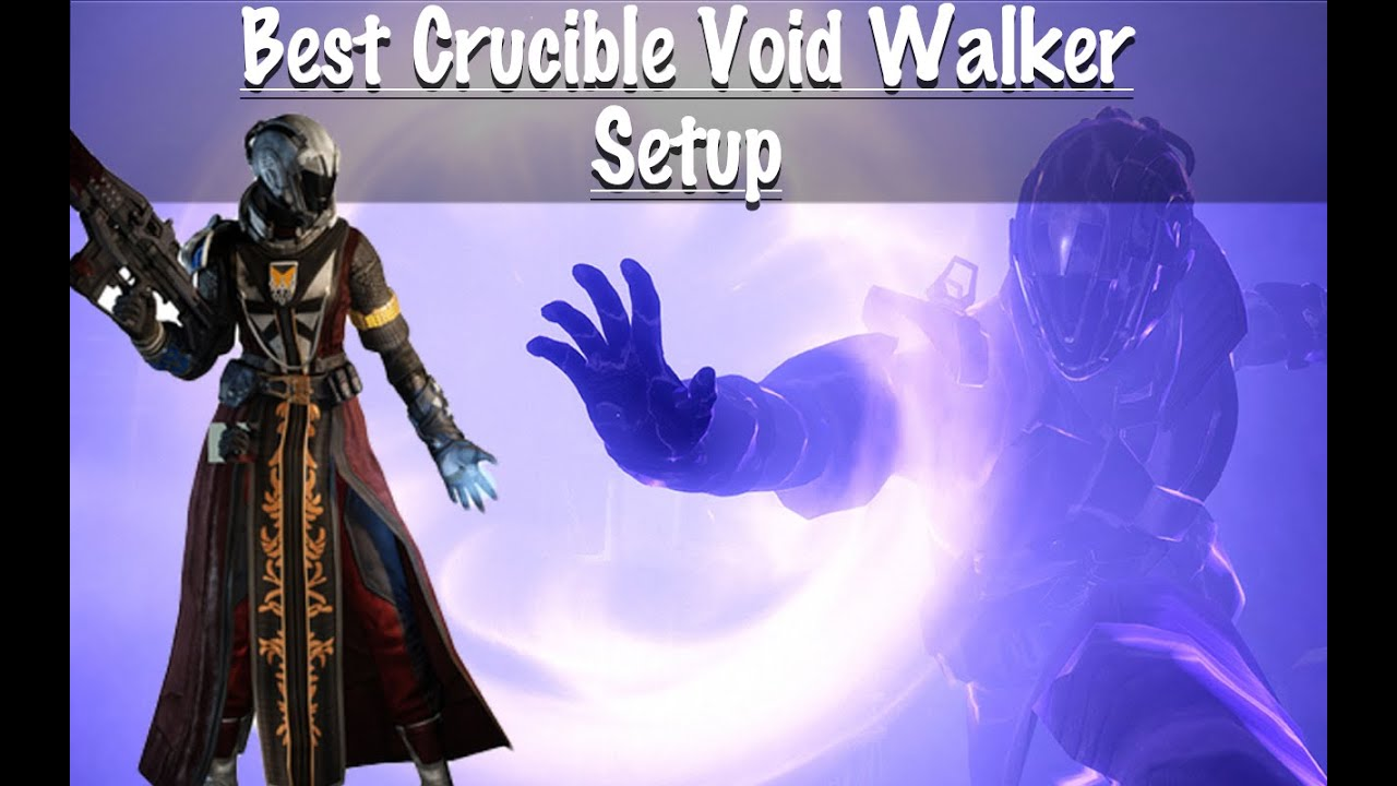 Voidwalker Pvp Build Destiny