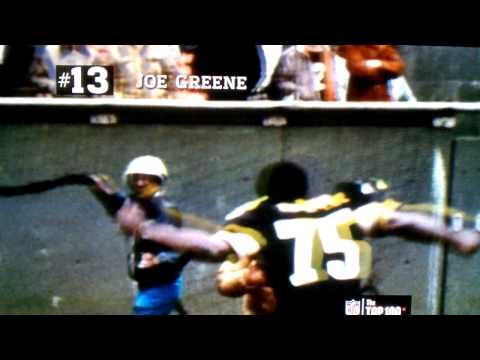 Joe Green - NFL Top 100 Players Dennis Miller