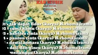 Gambar cover H.rhoma irama, duet romantis cover akustik by eko sukarno ft ummi nabilla