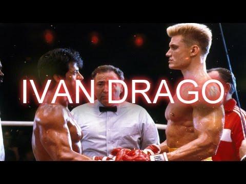 Dolph Lundgren (IVAN DRAGO) Es Natural?