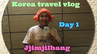 Jjimjilbang Experience  - Korea Travel vlog#1 | Yeshualo30