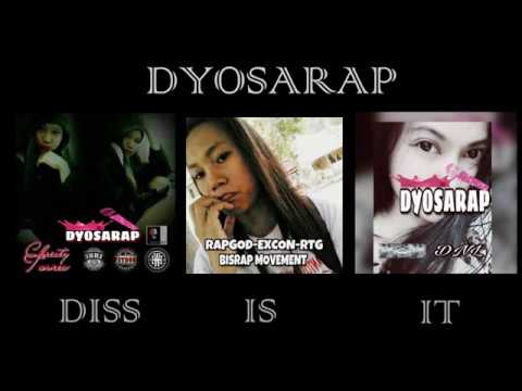 Diss is it - (Dyosarap) - Sayuri x Quinn x Sandy