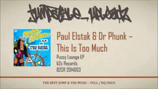 Paul Elstak & Dr Phunk - This Is Too Much