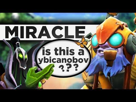 видео: МИРАКЛ - АГРЕССИВНЫЙ ТИНКЕР | miracle - agressive tinker | dota 2