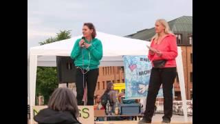 2014-06-02 3. KARLSRUHER FRIEDENS-PROKLAMATION Angelika Müller Silke Uli Mühlan 09/11