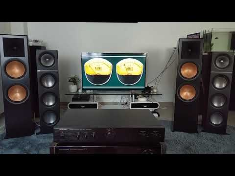 Klipsch RF7 Mk3 Vs Kef Q900 Greatest Chinese Acoustic