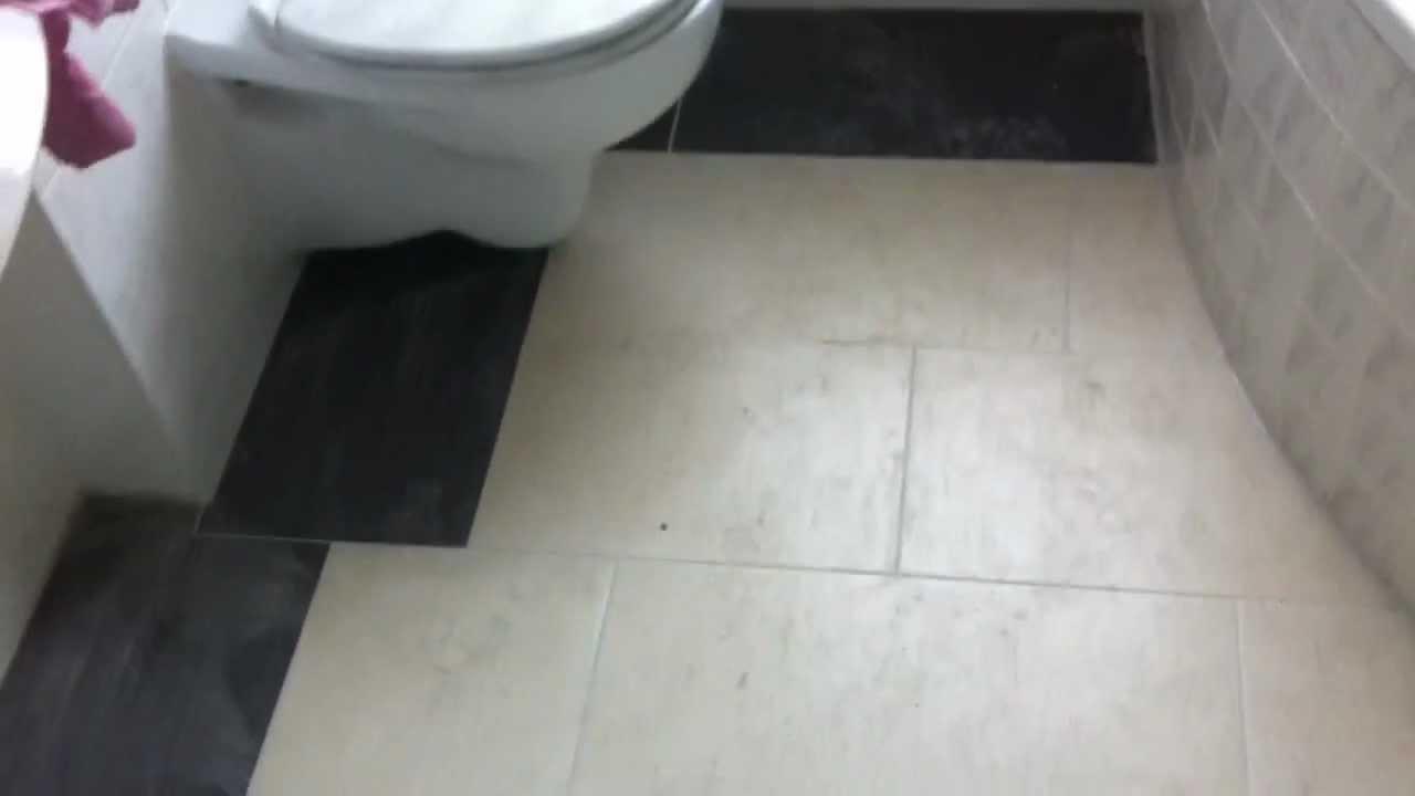 Bodenfliesen X Cm Auf Flexkleber Mit Mm Fuge YouTube - Bodenfliesen verlegen 60x30