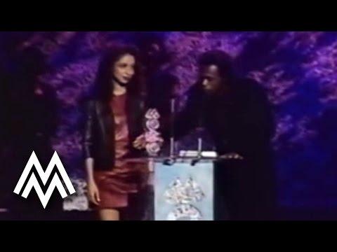 Pras & ODB / Mya   Win 'Best Single'   Acceptance Speech   1998
